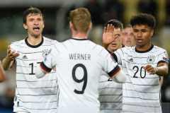 Kalahkan Makadonia Utara 4-0, Jerman dipastikan lolos ke Piala Dunia 2022
